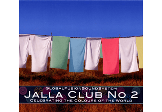 VARIOUS - Jalla Worldmusic Club No. 2 [CD]