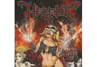 Heretic - Angelcunts And Devilcocks - (CD)