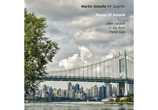 Martin Schulte - Pieces Of Astoria - (CD)