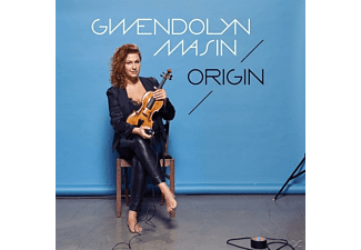 Gwendolyn Masin - Origin - (CD)