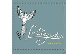 Los Elegantos - Swing Modern - (CD)