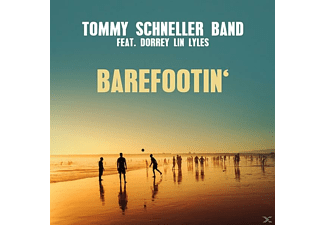 Tommy Schneller Band feat. Dorrey Lin Lyles - Barefootin? - (Maxi Single CD)