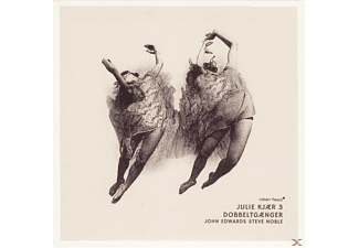 Julie Kjær, John Edwards, Steve Noble - Dobbeltgænger - (CD)
