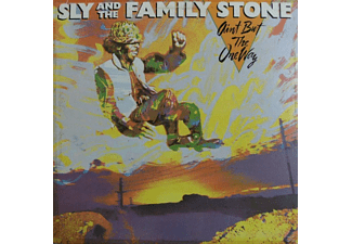 Sly & the Family Stone - Ain't But The One Way - (CD)