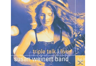 Susan Band Weinert, Susan Weinert - Triple Talk-Live [CD]