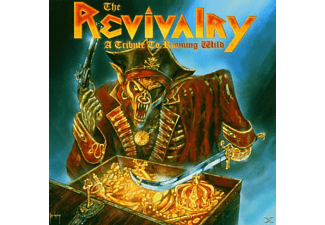 VARIOUS - Revivalry/A Tribute To Running - (CD)