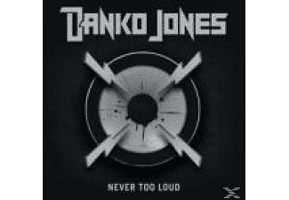 Danko Jones - Never Too Loud [CD]