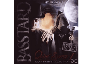 Basstard - Quint Essenz 1-Basstard's Gastparts - (CD)