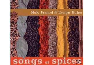 Francel & Huber, Francel, Mulo / Huber, Evelyn - Songs Of Spices - (CD)
