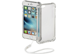 HAMA Anti Shock, Backcover, iPhone 6/6s, Polycarbonat/Thermoplastisches Polyurethan, Transparent