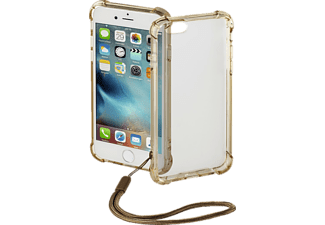 HAMA Anti Shock, Backcover, iPhone 6/6s, Polycarbonat/Thermoplastisches Polyurethan, Bronze