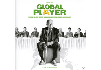Fritz Kalkbrenner, Paul Kalkbrenner, Florian Appl - GLOBAL PLAYER (SOUNDTRACK) [CD]