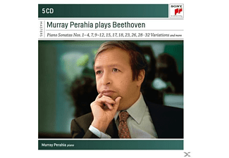 Perahia Murray - Murray Perahia plays Beethoven - (CD)