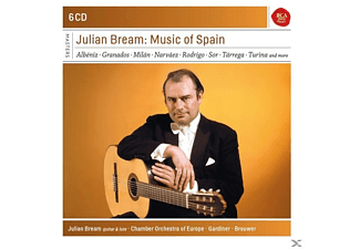 Julian Bream - Julian Bream-Music of Spain - (CD)