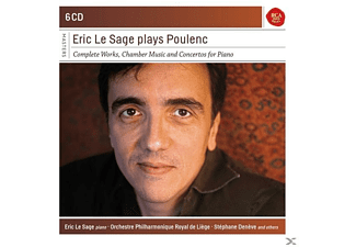 VARIOUS - Eric Le Sage Plays Francis Poulenc [CD]