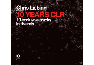 Chris Liebing - 10 Years Clr - (CD)