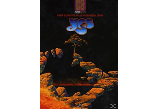 Yes - Yes - Their Definitive Fully Authorized Story - (DVD)