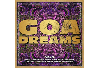 VARIOUS - Goa Dreams Vol.3 - (CD)