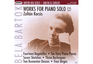 Kocsis Zoltán - Works For Piano Solo Vol.2 (CD)