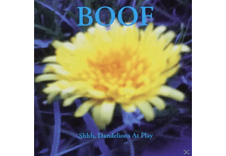 Boof - Shhh, Dandelions At Play - (CD)