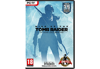 Rise of the Tomb Raider: 20 Year Celebration Artbook Edition PC