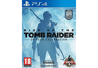 Rise of the Tomb Raider: 20 Year Celebration Standard Edition PS4
