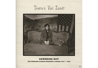 Townes Van Zandt - Sunshine Boy: The Unheard Studio Sessions & Demos [CD]