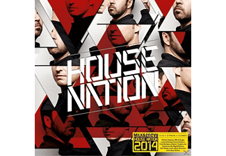 Milk & Sugar - House Nation 2014 - (CD)