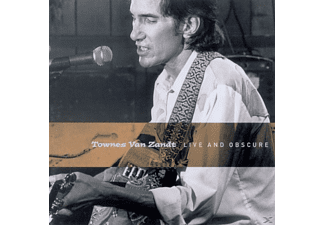 Townes Van Zt - Live And Obscure [CD]