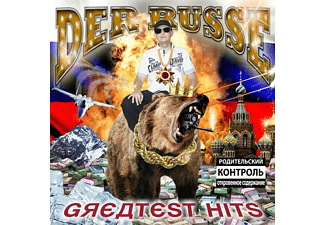 Der Russe - Greatest Hits - (CD)