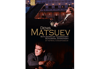 Denis Matsuev - Live At The Royal Concertgebouw [DVD]