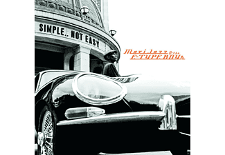 Maxi Jazz&the E-type Boys - Simple..Not Easy - (CD)