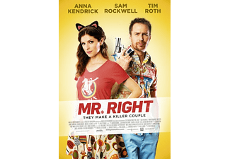 Mr. Right Komedi DVD