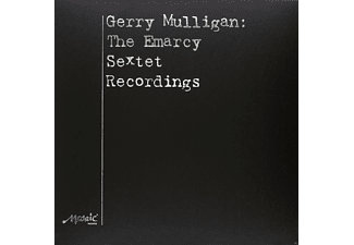 Gerry Mulligan - Emarcy Sextet Recordings - (CD)