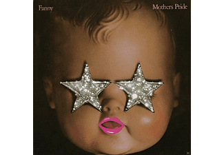 Fanny - Mothers Pride - (CD)