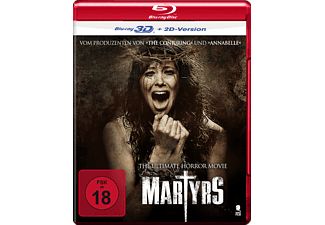 Martyrs [3D Blu-ray (+2D)]