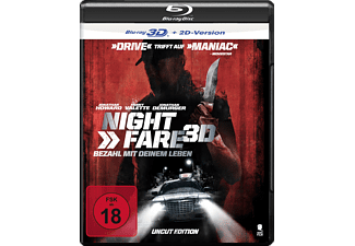 Night Fare [3D BD&2D BD, Blu-ray]