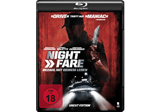 Night Fare - (Blu-ray)