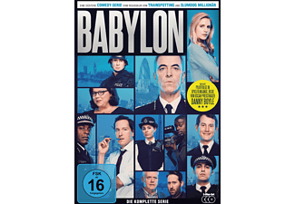 Babylon - Staffel 1 [DVD]
