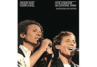 Simon and Garfunkel - The Concert in Central Park - Deluxe Edition (CD + DVD)