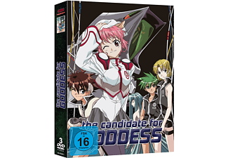 Candidate for Goddess – DVD Gesamtausgabe [DVD]