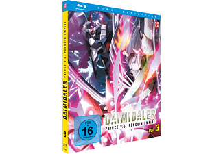 Daimidaler - Vol. 3 [Blu-ray]