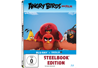 Angry Birds - Der Film (Steelbook) [Blu-ray]