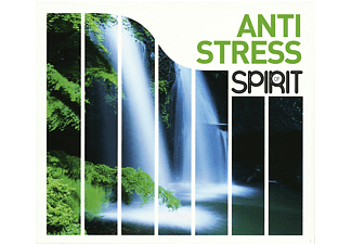 VARIOUS - Spirit Of Anti Stress - (CD)