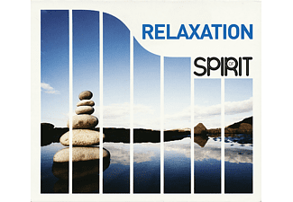 VARIOUS - Spirit Of Relaxation - (CD)