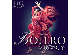 Best Of Classic - The Power Of Bolero [CD]