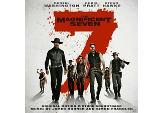 James Horner;Simon Franglen The Magnificent Seven CD