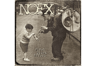 Nofx - First Ditch Effort - (CD)