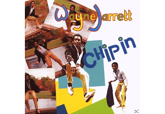 Wayne Jarrett - Chip In - (CD)