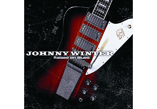 Johnny Winter - Raised On Blues [CD]